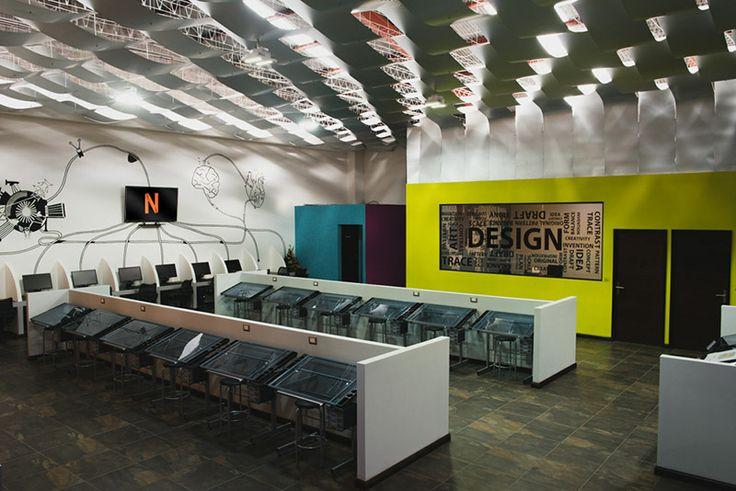 Lugares para tu creatividad. Chamba. Qüid. Nook Design Studio.