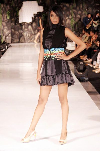 Neglect 008   #lurik #batik #silk #naturalproduct #tiedye #DIY #handmade #wearableart #ecofashion #yogya #jogja #indonesia