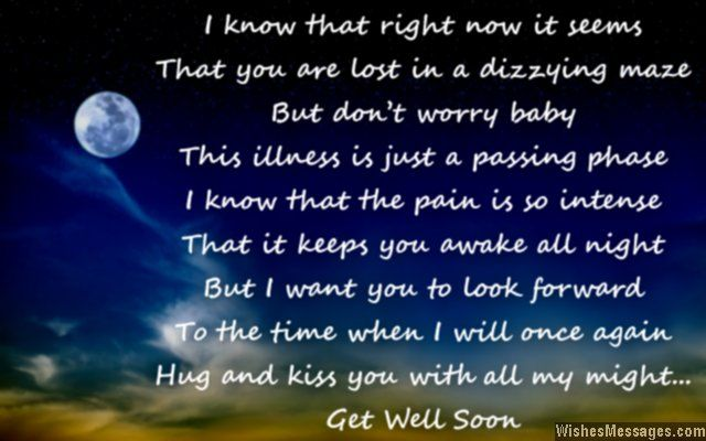 27 Best Images About Get Well Soon: Messages, Quotes And