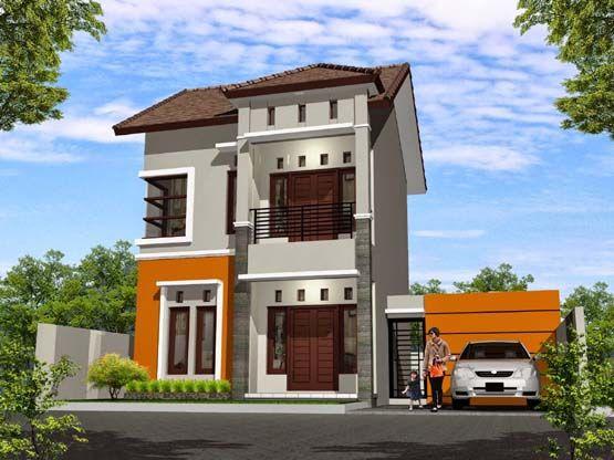 Desain Rumah Mewah 2 Lantai 2014. New House DesignsInterior ...