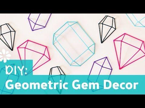 Doe-het-zelf: deze dure geometrische vormen maak je makkelijk zelf - HLN.be