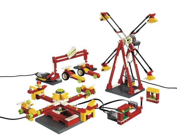 Set de recursos LEGO WeDo