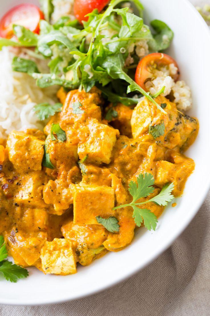 Tofu Achari Paneer Tofu Veggies In Achari Sauce Vegan Richa Recipe Achari Paneer Tofu Recipes