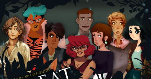 Great Personality : Guardians Dating Sim Play the game picture