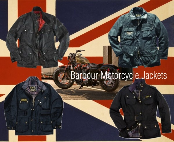 """""""Barbour Motorcycle Jackets"""" by bestgear"""