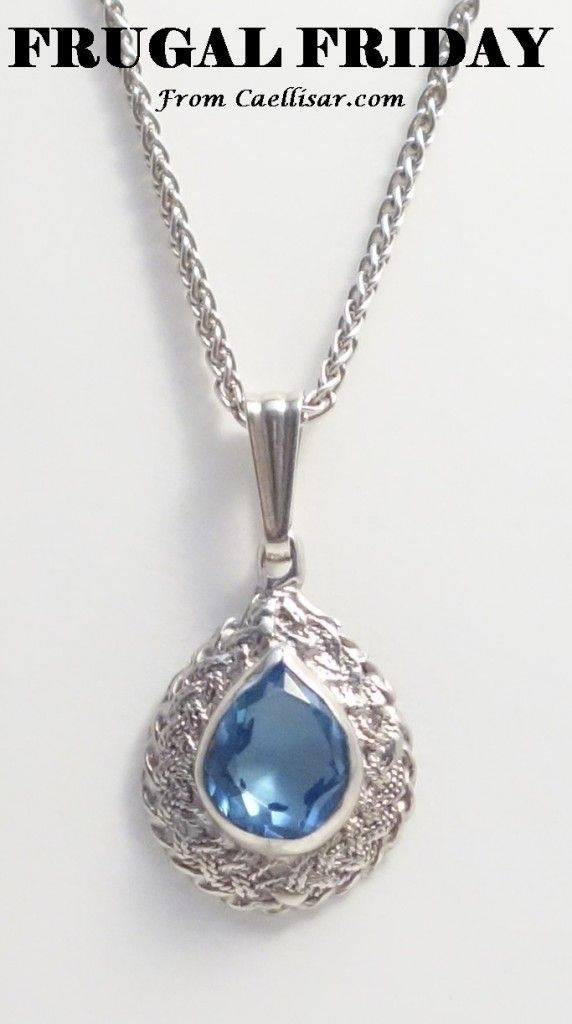 * Get this Sterling Silver Teardrop Pendant and Chain for 61% off at http://caellisar.com/shop/charms/sterling-silver-teardrop-pendant-and-chain.