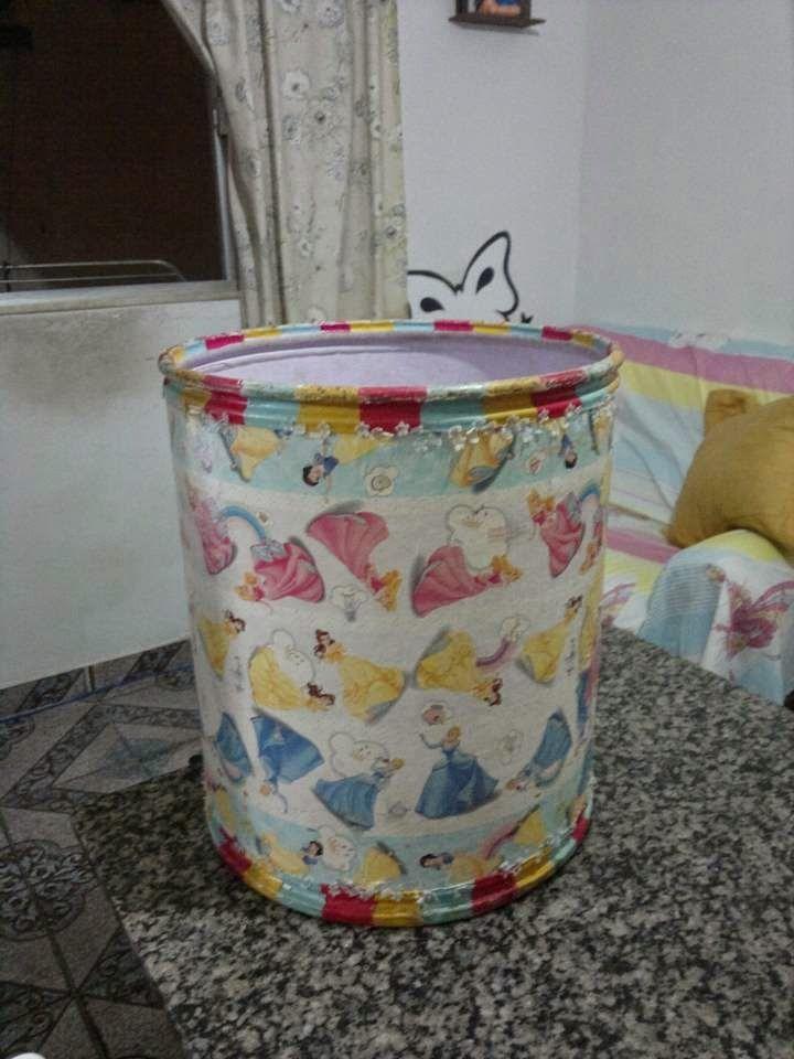 Art's Nêssa - Artesanato: Barrica (Baú) - Antes e Depois http://artsvanessa.blogspot.com.br/2014/06/barrica-bau-antes-e-depois.html