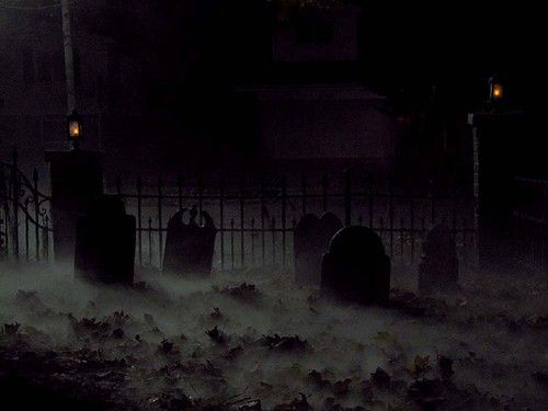 Spooky Cemeteries Finally, in order not to be a   Grave ...