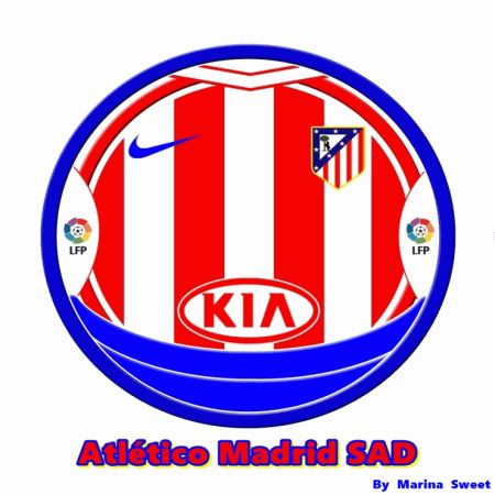 Gift Animado Atlético Madrid SAD