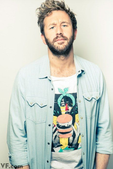 Chris O'Dowd ~ because funny is sexy...especially with an Irish accent ;)