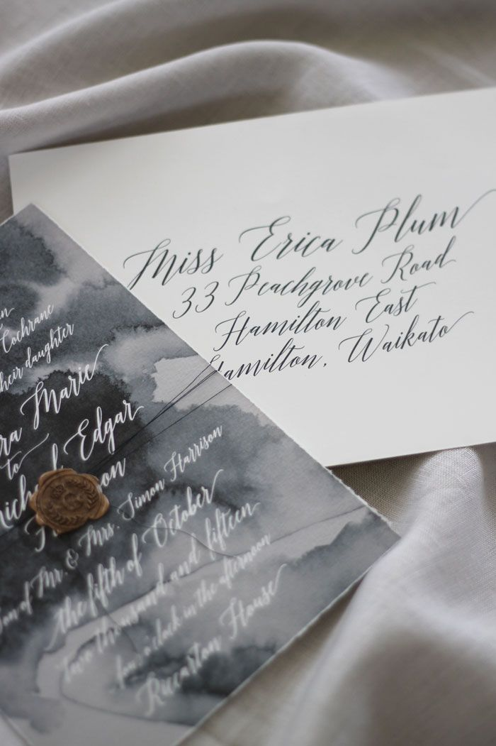 60 best PAPER images on Pinterest | Invitations, Penmanship and ...