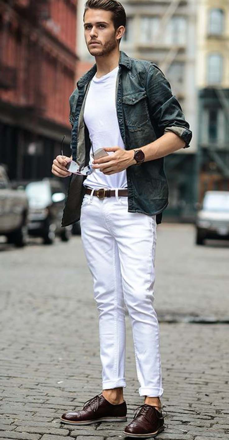 Men's Outfit Ideas, Simple Yet Stylish