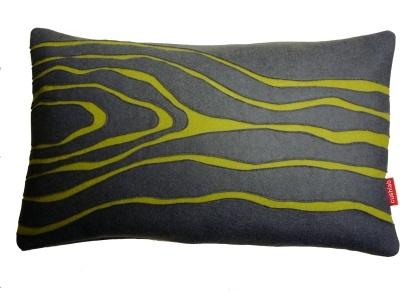 CushLab felt pillow  Ser lige at du ogsaa har pinned den her paa vores board :)