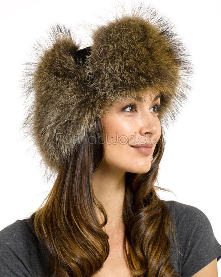 Sombrero ruso de pieles