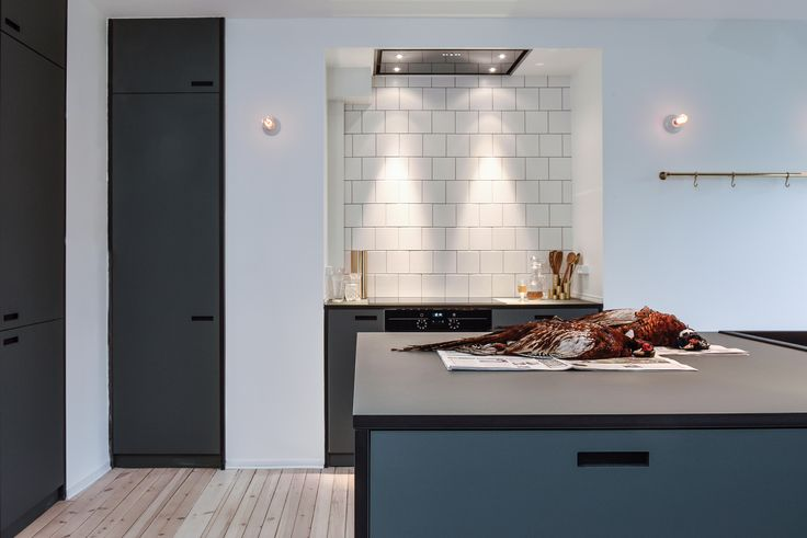 &shufl · Linoleum Kitchen ·Ikea inside