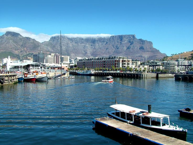 The beauty of Table Mountain in Cape Town  South Africa2