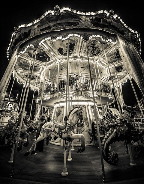 Photography Inspiration: Take Wonderful Pictures In A Theme Park