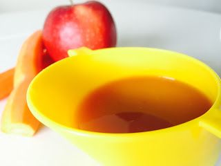 Nos w sos: Domowy sok od Kubusia | BLW