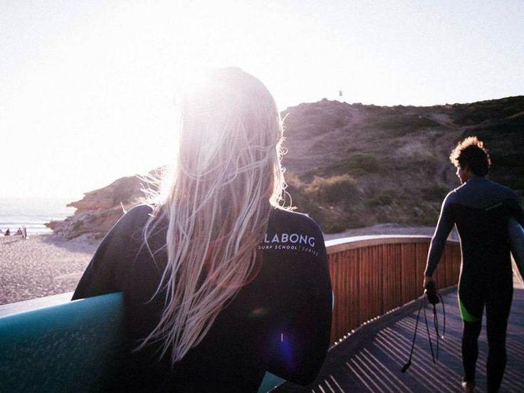 Surf & Yoga: mondays | Saudades de Portugal