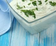Dressing allo yogurt