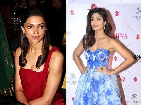 HOT & SEXY Deepika Padukone Carries Herself Beautifully- Shilpa Shetty