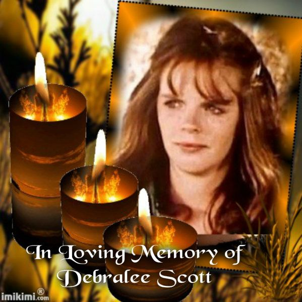 Debralee Scott Born: April 2, 1953 Died: April 5, 2005 (age 52) She was an actress, known for Mary Hartman, Mary Hartman (1976), Police Academy (1984) and Angie (1979). She was well known as Welcome Back, Kotter Rosalie 'Hotsy' Totsy.