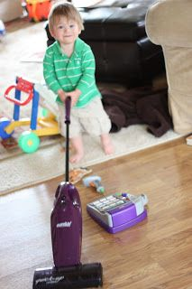 Toddler Time: Little Helper - I Can Teach My Child!