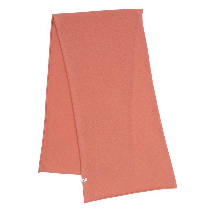 ftc cashmere scarf canyon clay accessoire kaschmir tuecher