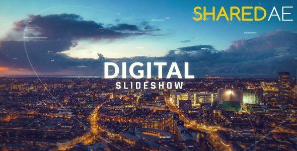 Videohive - Digital Slideshow 19036237 - Free Download