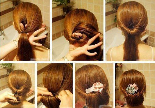 tutorial for hairstyle..........