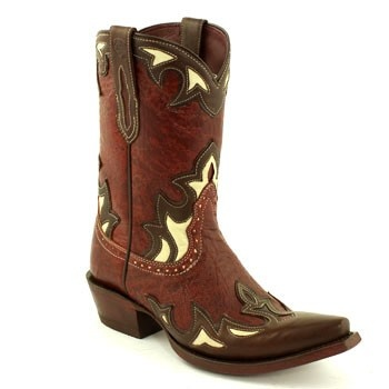 You have to have the Cow girl Boots..