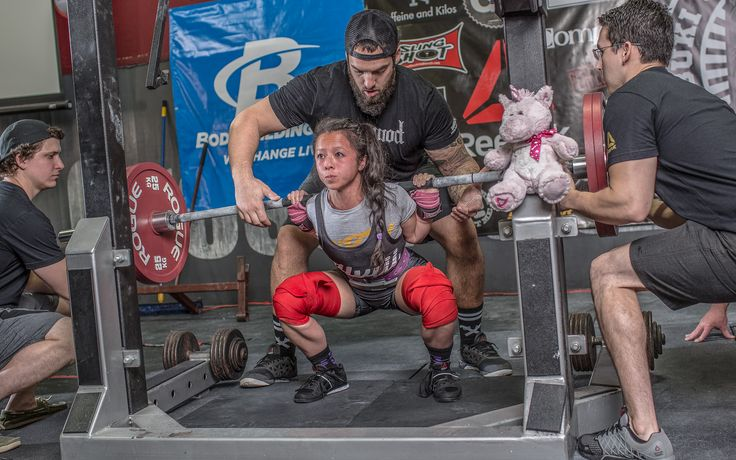 Interview With Tiny Tiff: 97 Lb. All-Time Powerlifting Record Holder - The Muscle Bear