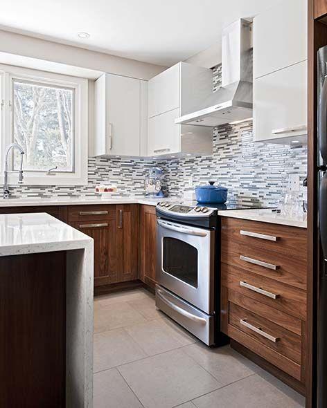 Simple Kitchen Tiles Ottawa With Decor