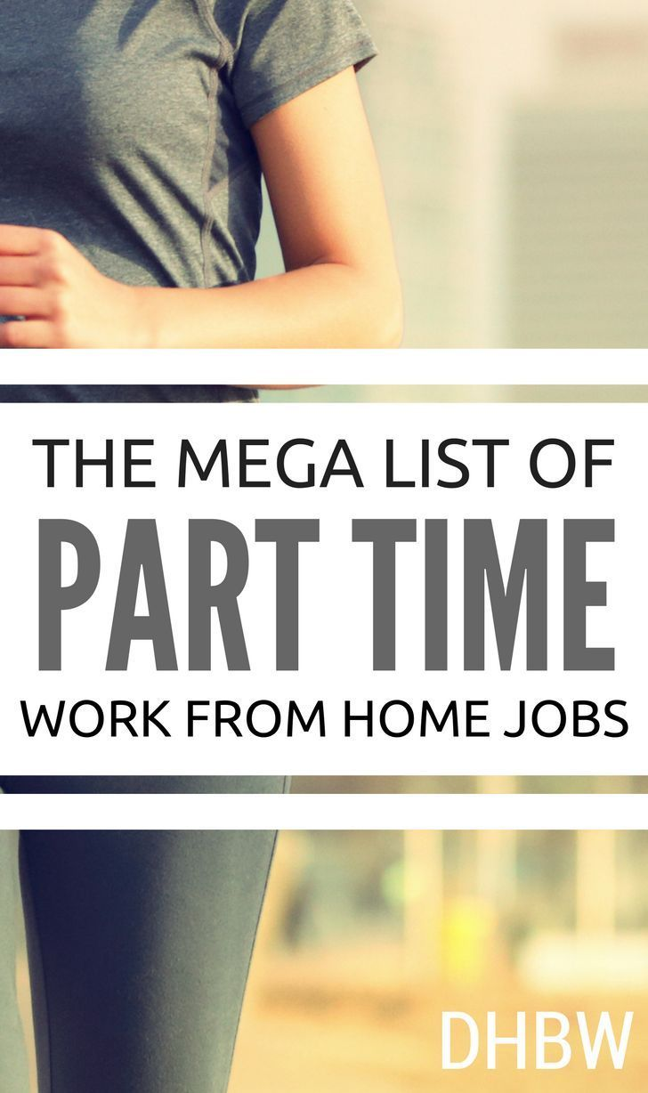 best ideas about part time jobs money earn prefer a part time work from home career here s an mega list of part time