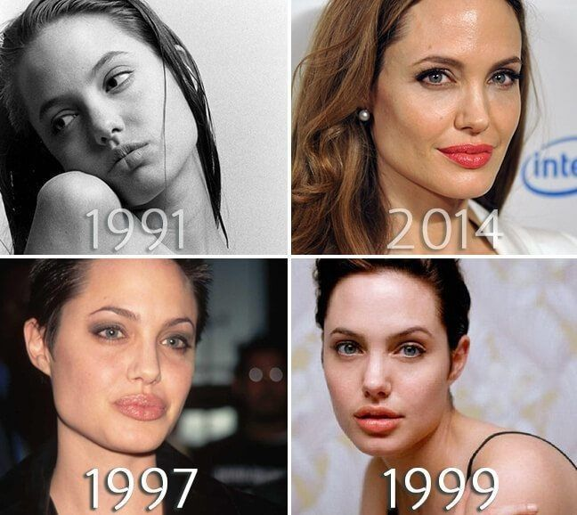 Angelina Jolie Needs A Skincare Pick Me Up How To Look Fresh When You Re Tired Hollywood Life