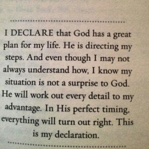 Yes~  Not one detail missed... The Lord perfects everything that concerns me~ Psalm