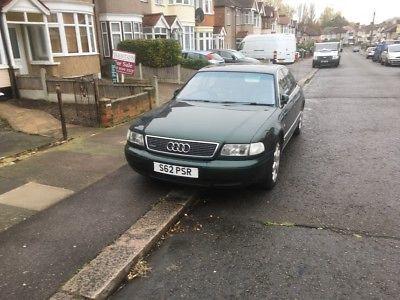 eBay: 1999 Audi A8 V8 4.2 Quattro