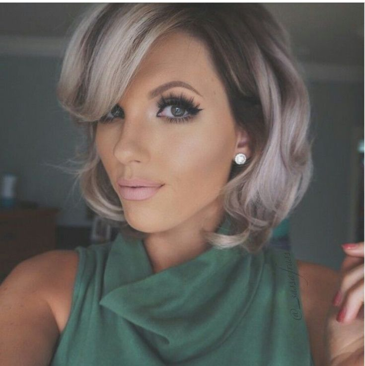 Short hair & color