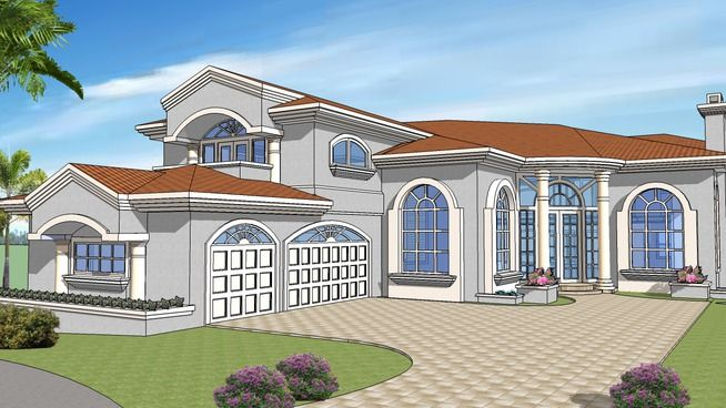 40 best my sketchup projects images on pinterest for Southern california custom home builders