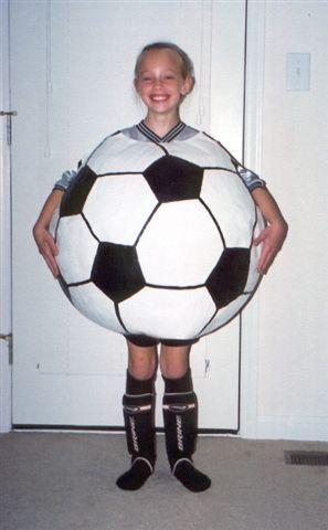 ball costume ideas