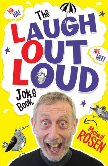 How loud can you LOL? Louder than an elephant's trump? Loud enough to shatter glass? Louder than fireworks? Grab your ear protectors and test it out with Michael Rosen's book of funnies. Specially created to celebrate the Scholastic Lollies Awards, this is a bonkers feast of tummy-tickling delight from one of the world's best writers. Like being bored? Find another book. Want funny? Extra funny? This is the place to come.
