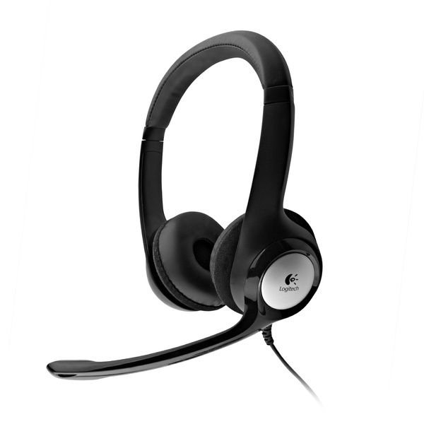 Logitech H390 Comfort USB Wired PC Headset
