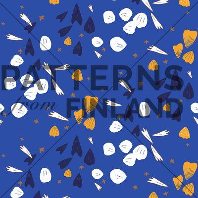 Pikkukesä by Maria Tolvanen  #patternsfromagency #patternsfromfinland #pattern #patterndesign #surfacedesign #printdesign #mariatolvanen