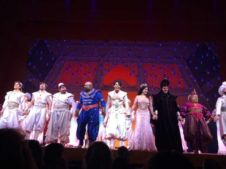 Date with Broadway: A Review of Aladdin: The Hit Broadway Musical