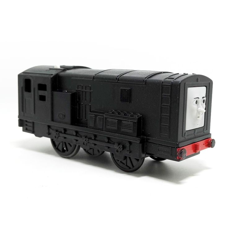 T0182 Electric Thomas and friend Diesel Trackmaster engine Motorized train Chinldren child kids plastic toys gift. Yesterday's price: US $14.99 (12.28 EUR). Today's price: US $8.54 (6.98 EUR). Discount: 43%.