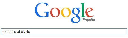 """A Google se le """"escapan"""" datos sobre las solicitudes de derecho al olvido"""