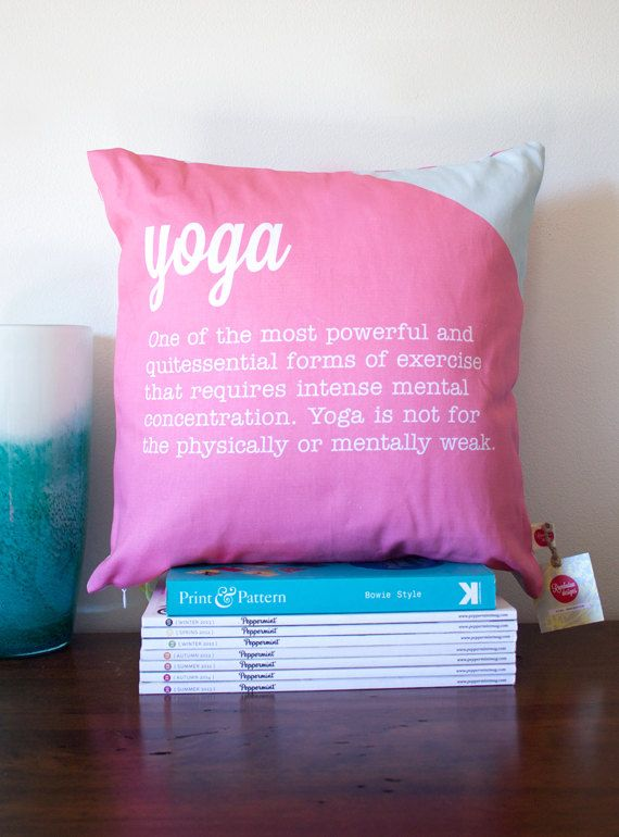 Organic Cotton Handmade Throw Pillow Cover. Decorative pink and Sea foam green.