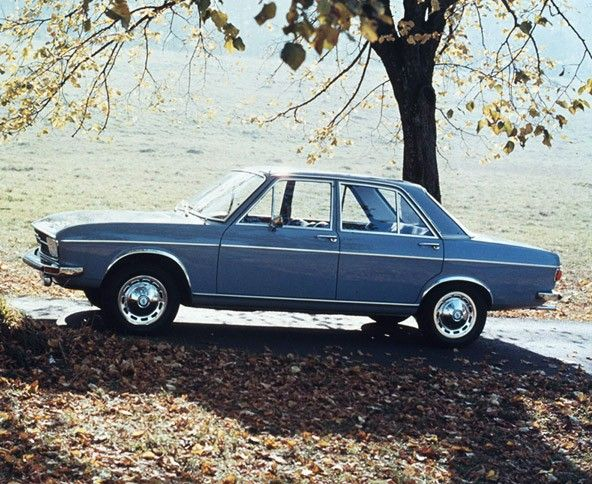1970 Audi 100 LS Sedan Maintenance/restoration of old ...