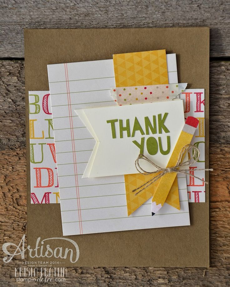 Project Life cards make cute accents for cards too!  We love this cute card made using Seasonal Snapshot.
