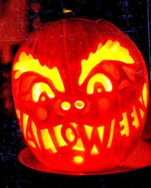 Best ideas about cool pumpkin carving on pinterest